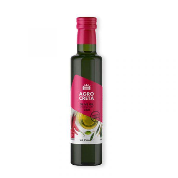 Olivenöl Lemon AGRO CRETA 250 ml Flasche
