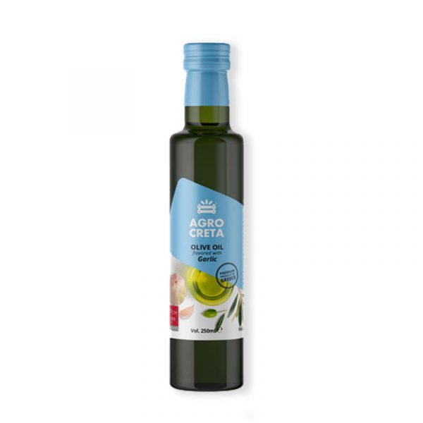 Olivenöl Knoblauch AGRO CRETA 250 ml