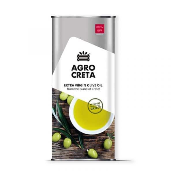 Olivenöl AGRO CRETA 5L Dose