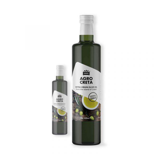 Olivenöl AGRO CRETA 500 ml Flasche