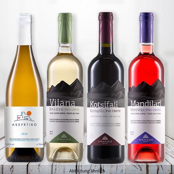 Weingut Lyrarakis Entdecker Box