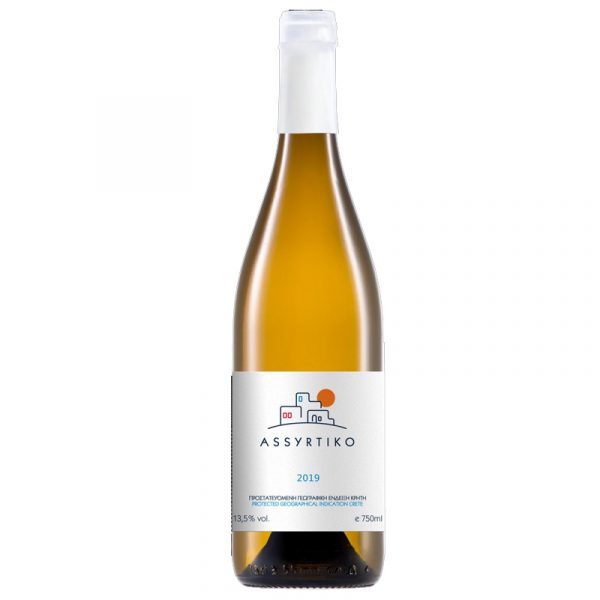 Lyrarakis Assyrtiko Weißwein