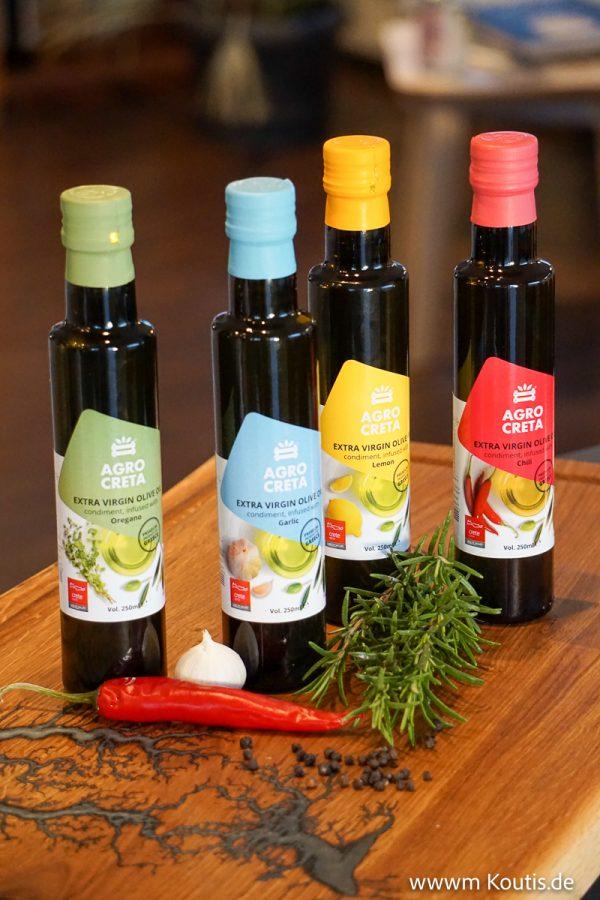 Olivenöl BoxSet 01 AGRO CRETA 250 ml