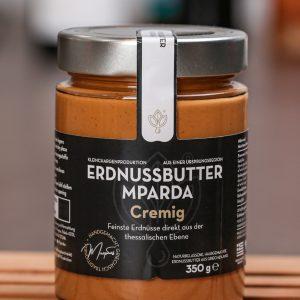 Erdnussbutter MPARDA Cremig